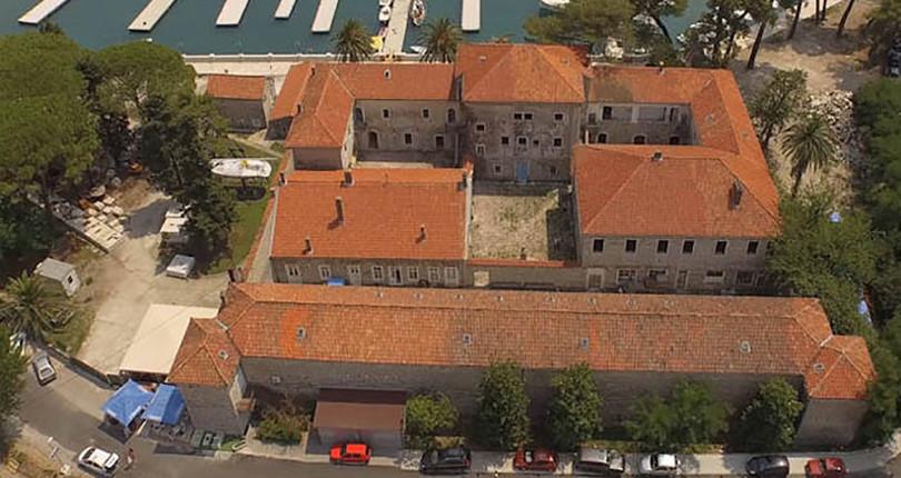 Herceg Novi: complex Lazaret
